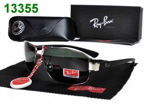 lunette ray ban pas cher chine